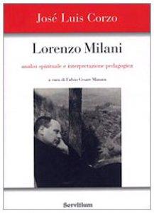 Copertina di 'Lorenzo Milani'