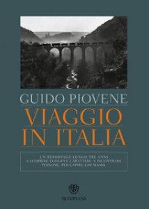 Copertina di 'Viaggio in Italia'