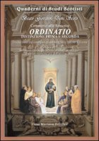 Ordinatio. Commento alle sentenze - Duns Scoto Giovanni