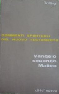 Copertina di 'Vangelo secondo Matteo. Vol.1'
