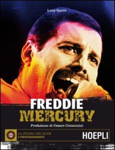 Copertina di 'Freddie Mercury'