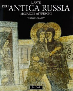 Copertina di 'L'arte dell'antica Russia'