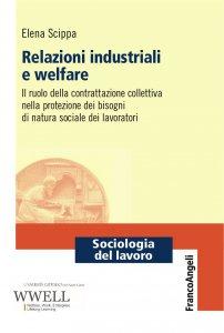 Copertina di 'Relazioni industriali e welfare'