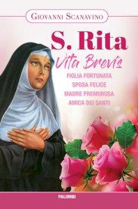 Copertina di 'Santa Rita. Vita Brevis'