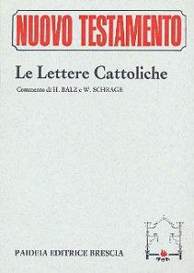 Copertina di 'Le lettere cattoliche'