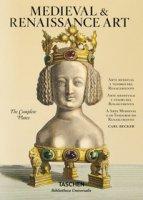 Medieval & Renaissance art. Ediz. italiana, spagnola e portoghese - Becker Carl, Warncke Carsten-Peter