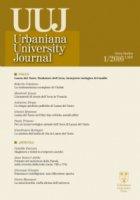 Urbaniana University Journal. Euntes Docete LXIX/1 2016: Focus - Lanza del Vasto. Fondatore dell'Arca - Paolo Trianni, Roberto Catalano, Lanza Manfredi, Antonino Drago, Cataldo Zuccaro