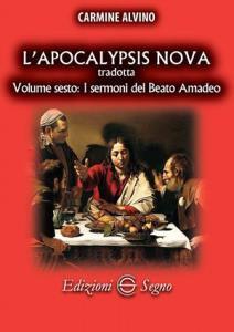 Copertina di 'L'apocalypsis Nova tradotta - Volume sesto'