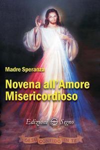 Copertina di 'Novena all'Amore Misericordioso'