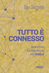 Copertina di 'Tutto è connesso. Percorsi di ecologia integrale nella «Laudato si'»'