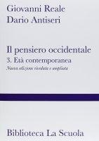Il pensiero occidentale - Giovanni Reale , Dario Antiseri