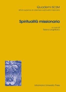 Copertina di 'Spiritualità missionaria'