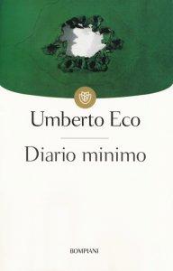 Copertina di 'Diario minimo'