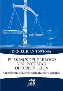 Copertina di 'El munus del parroco y su potestad de jurisdiccion'