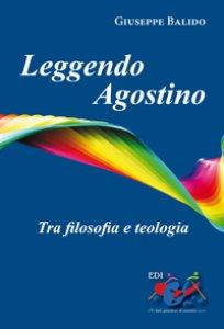 Copertina di 'Leggendo Agostino'