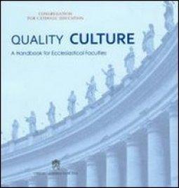 Copertina di 'Quality culture'