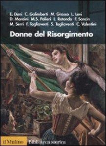 Copertina di 'Donne del Risorgimento'