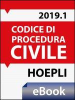 Codice di procedura civile 2019 - Giorgio Ferrari