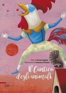 Copertina di 'Il cantico degli animali'