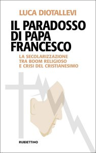 Copertina di 'Il paradosso di papa Francesco'