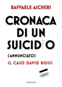 Copertina di 'Cronaca di un suicidio (annunciato)'