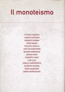 Copertina di 'Il monoteismo'