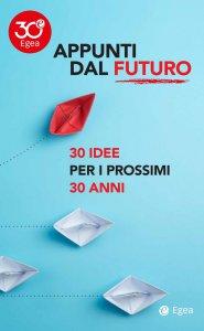 Copertina di 'Appunti dal futuro'