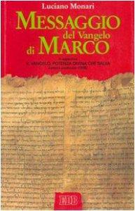 Copertina di 'Messaggio del Vangelo di Marco'