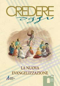 Copertina di 'Il luogo dell'evangelizzazione: l'umano nella sua verità'