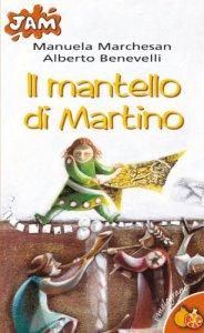 Copertina di 'Il mantello di Martino'