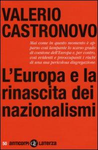 Copertina di 'L' Europa e la rinascita dei nazionalismi'