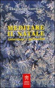 Copertina di 'Meditare il Natale. Letteratura e spiritualità'