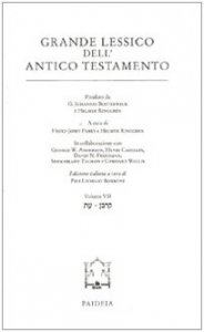 Copertina di 'Grande lessico dell'Antico Testamento. Vol VII'