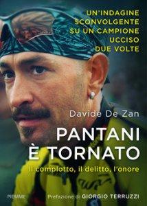 Copertina di 'Pantani è tornato'