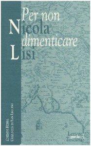 Copertina di 'Per non dimenticare Nicola Lisi'