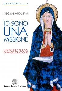Copertina di 'Io sono una missione'