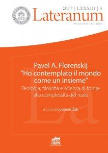 Copertina di 'Pável Florenski en la «Isla de los vientos». El combate por la belleza'