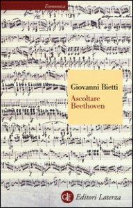 Copertina di 'Ascoltare Beethoven'