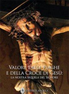 Copertina di 'Valore delle piaghe e della croce di Gesù'