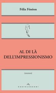 Copertina di 'Al di là dell'impressionismo.'