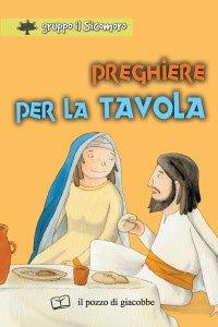 Copertina di 'Preghiere per la tavola'