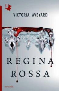 Copertina di 'Regina rossa'