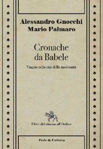 Copertina di 'Cronache da Babele NE'