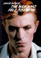 David Bowie. The man who fell to earth. Ediz. inglese, francese e tedesca - Duncan Paul