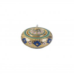 Copertina di 'Lucerna in ceramica a palla - 10 cm'