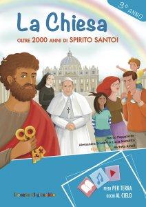 Copertina di 'La Chiesa. Oltre 2000 anni di Spirito Santo!'