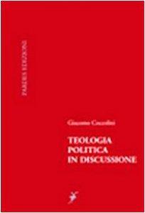 Copertina di 'Teologia politica in discussione'