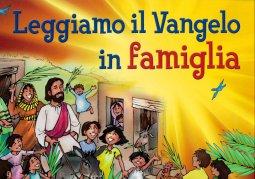 Copertina di 'Leggiamo il Vangelo in famiglia'