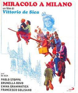 Copertina di 'Miracolo a Milano. (blu-ray)'