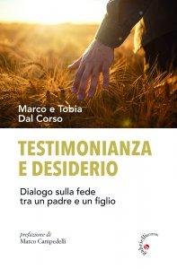 Copertina di 'Testimonianza e desiderio'